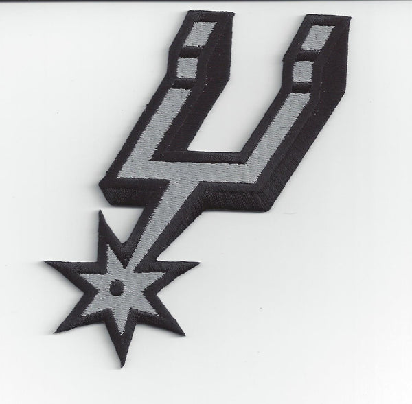 San Antonio Spurs Alternate Logo Patch