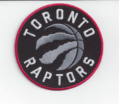 Toronto Raptors Primary Logo Patch