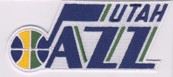 Utah Jazz Primary Logo Patch