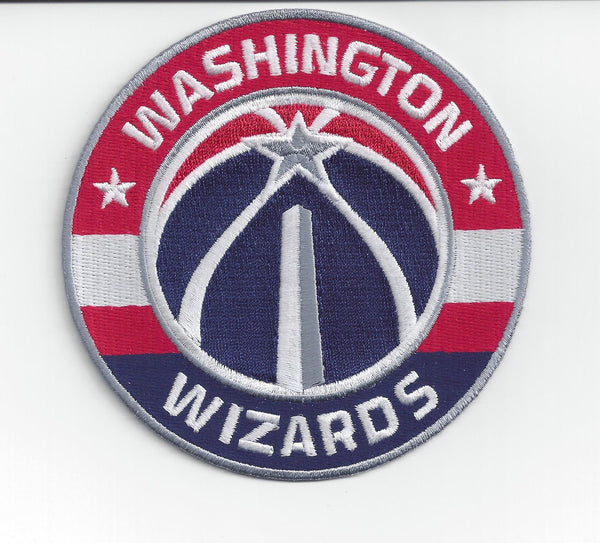 Washington Wizards Primary Logo Patch