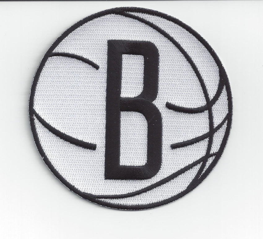 Brooklyn Nets Alternate Logo Patch