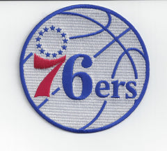 Philadelphia 76ers Alternate Logo Patch