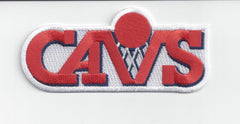 Cleveland Cavaliers Hardwood Classic Primary Patch
