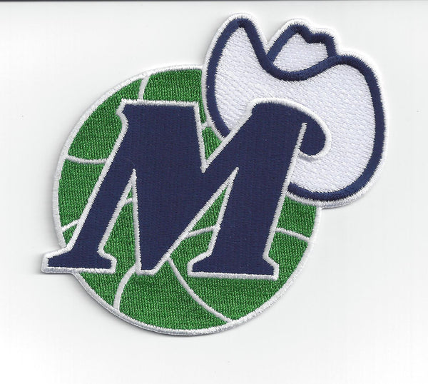 Dallas Mavericks Hardwood Classic Alternate Patch