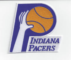 Indiana Pacers Hardwood Classic Primary Patch