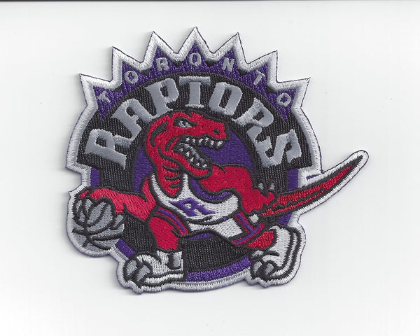 Toronto Raptors Hardwood Classic Primary Patch