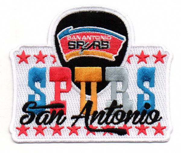 "San Antonio Spurs ""Outlaw"" Patch"