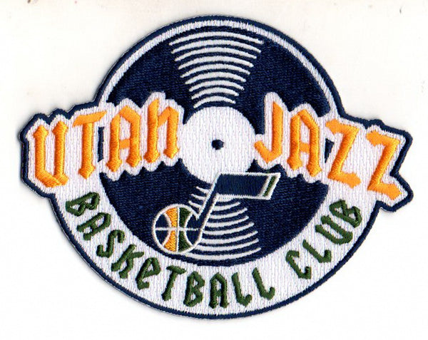 "Utah Jazz ""Spinning"" FanPatch"