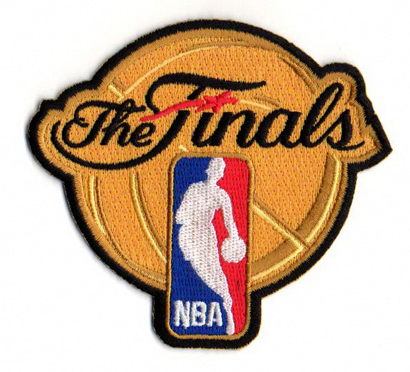 2017 NBA Finals Patch