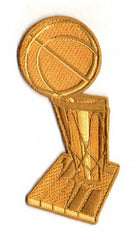 NBA Finals Trophy Patch
