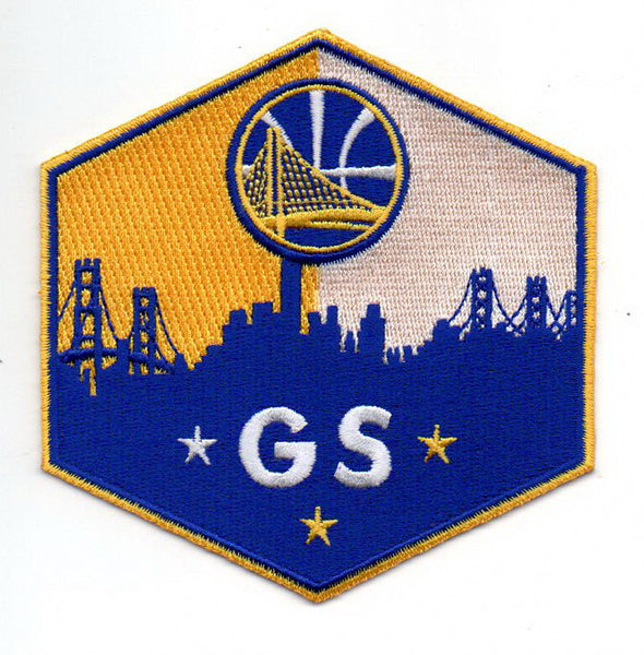 "Golden State Warriors ""HomeTown"" FanPatch"