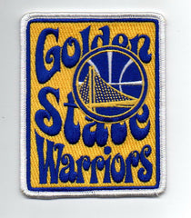 "Golden State Warriors ""Groovy"" FanPatch"
