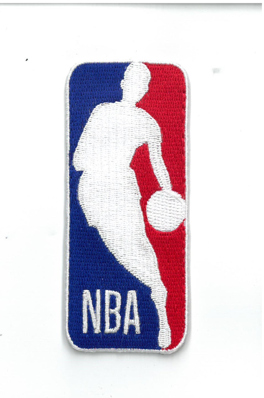 NBA Logoman Patch