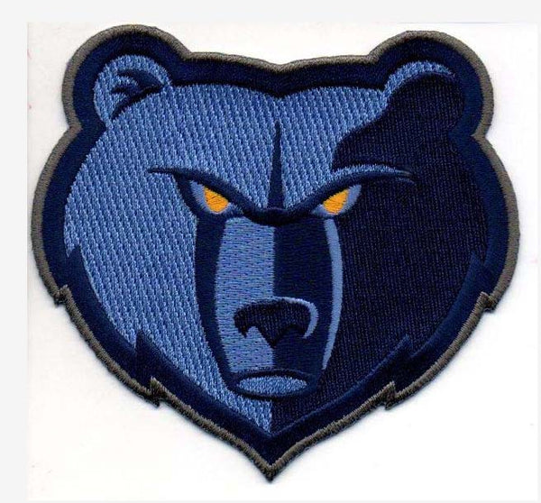 Memphis Grizzlies Alternate Logo Patch