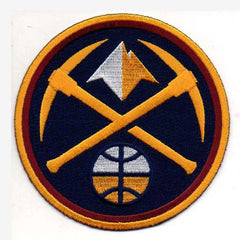 Denver Nuggets Primary Logo Patch