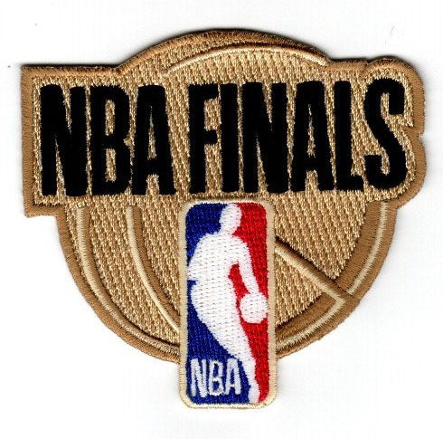 NBA Finals Patch