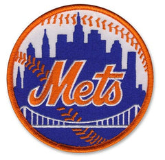 New York Mets Primary Logo / Sleeve Patch