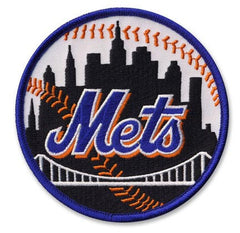 New York Mets Secondary Logo (Retired)
