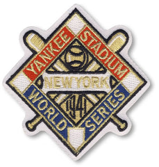 New York Yankees 1941 World Series Championship Patch
