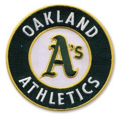 Oakland Athletics Primary Logo Patch
