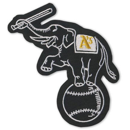 Oakland Athletics Sleeve Patch