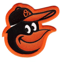 Baltimore Orioles Bird Head Hat Logo