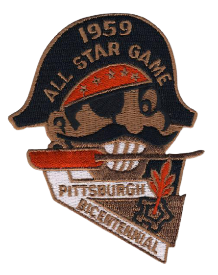1959 MLB All Star Game Patch