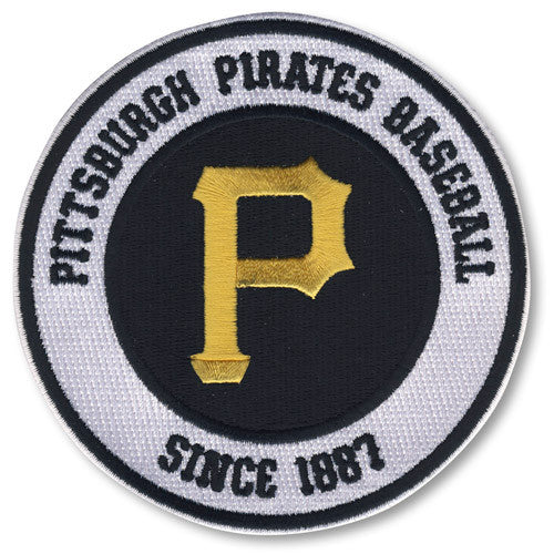 Pittsburgh Pirates Secondary Logo