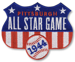 1944 MLB All Star Game Patch