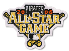 2006 Major League Baseball All Star Game Patch (Pittsburgh)