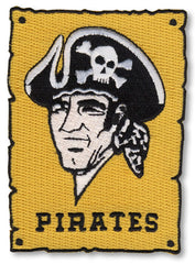 Pittsburgh Pirates Primary Logo 1968-1986