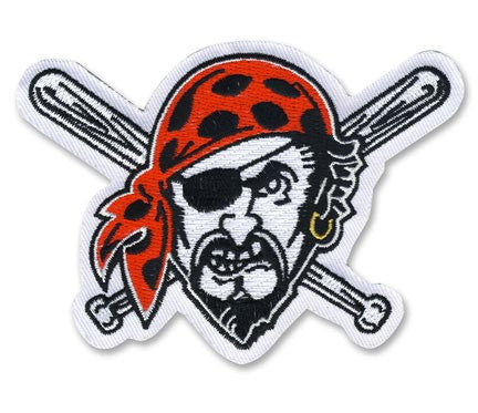 Pittsburgh Pirates Sleeve Logo
