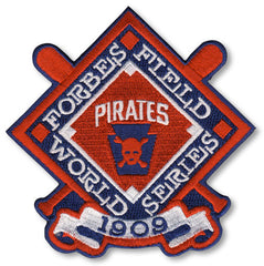 Pittsburgh Pirates 1909 World Series Championship Patch