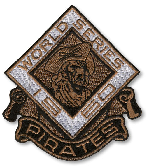 Pittsburgh Pirates 1960 World Series Championship Patch