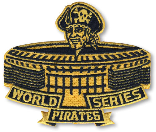 Pittsburgh Pirates 1971 World Series Championship Patch