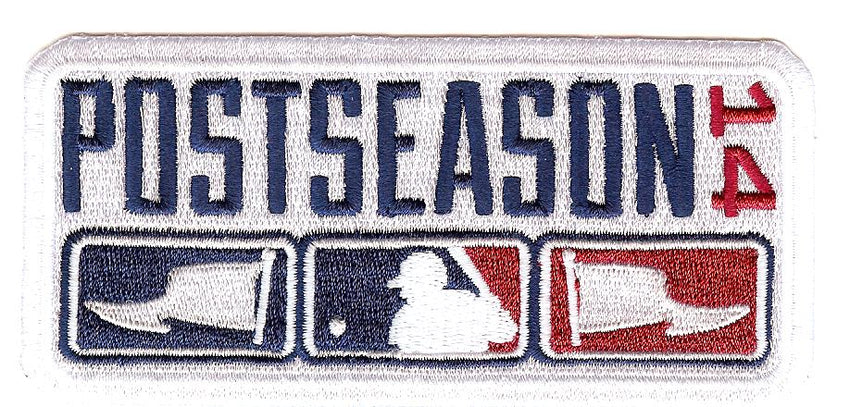 2014 Postseason Patch