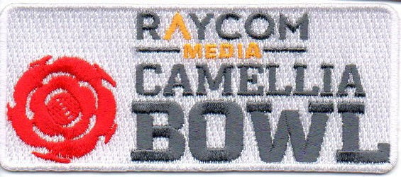 Raycom Media Camellia Bowl Patch