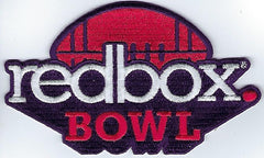 Redbox Bowl Patch