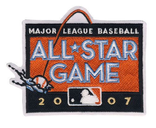 2007 Major League Baseball All Star Game Patch (San Francisco)