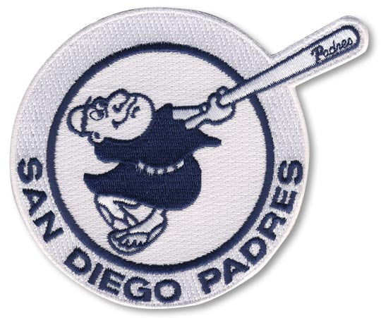 San Diego Padres Home Sleeve Patch