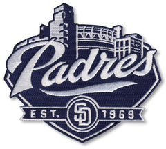 San Diego Padres Road Sleeve Patch
