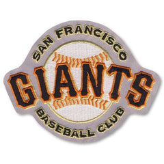 San Francisco Giants Secondary Logo (Road Sleeve)
