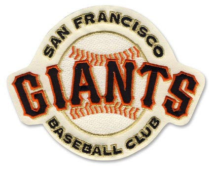 San Francisco Giants Secondary Logo (Home Sleeve)