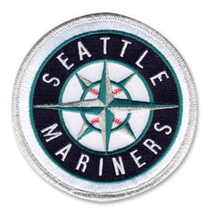 Seattle Mariners Primary Logo / Sleeve Patch