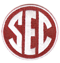 SEC Uniform Patch (Arkansas)