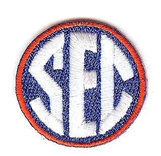 SEC Uniform Patch (Florida)