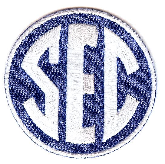 SEC Uniform Patch (Kentucky)