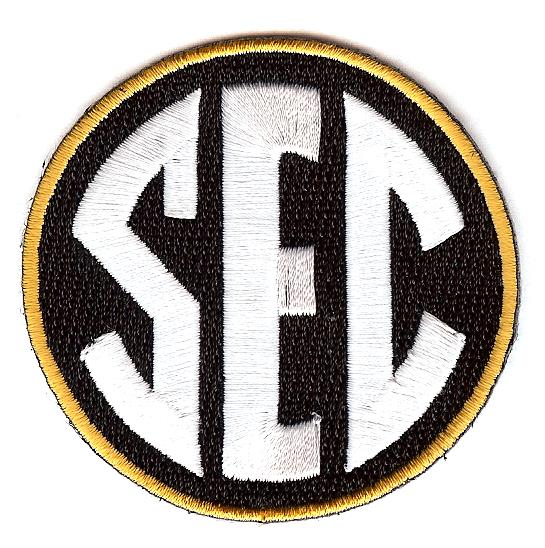 SEC Uniform Patch (Missouri)