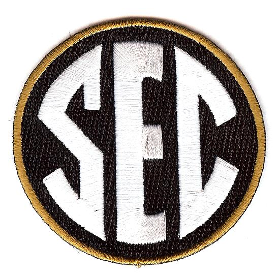 SEC Uniform Patch (Vanderbilt)