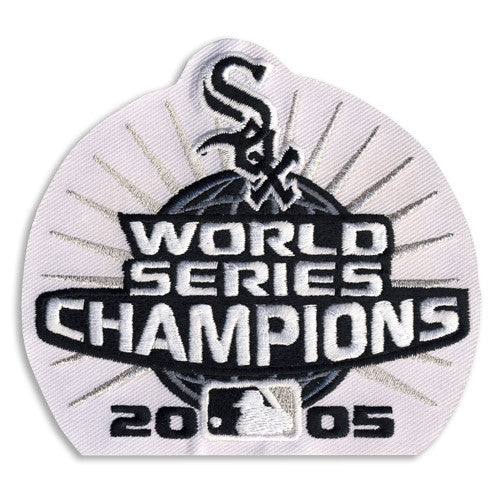 Chicago White Sox 2005 World Series Championship Patch
